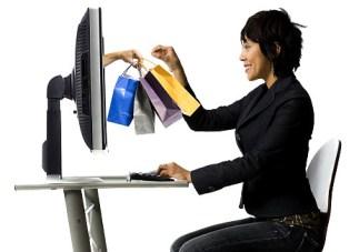 Mobile commerce for Shopping online mobili